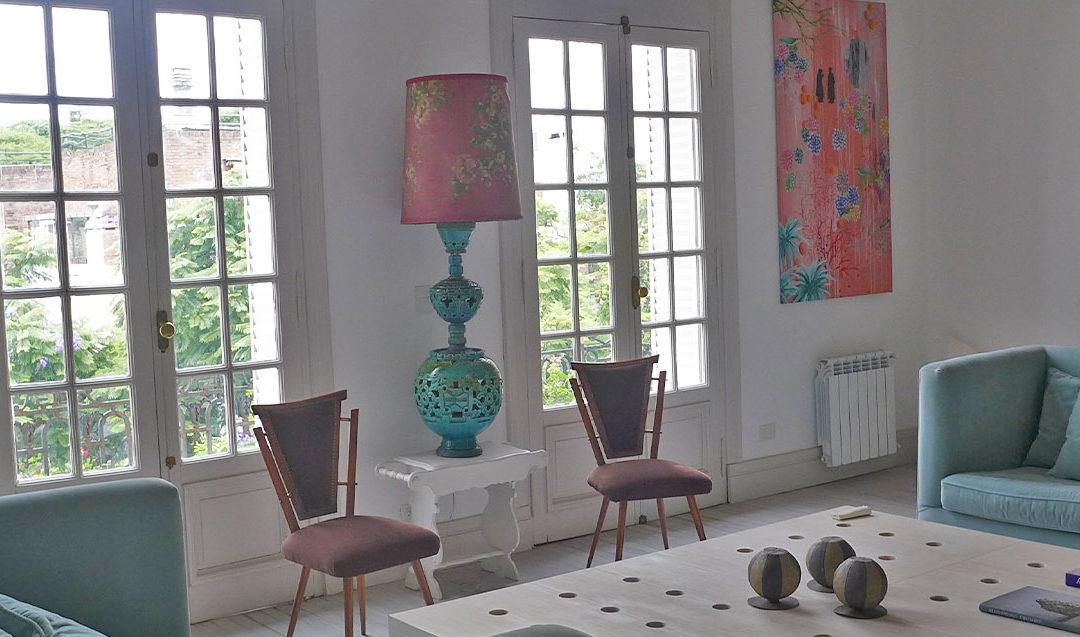 Elegante Penthouse en Palermo Chico – u$s 000.000.-