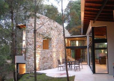 Casa en el Bosque de Cariló