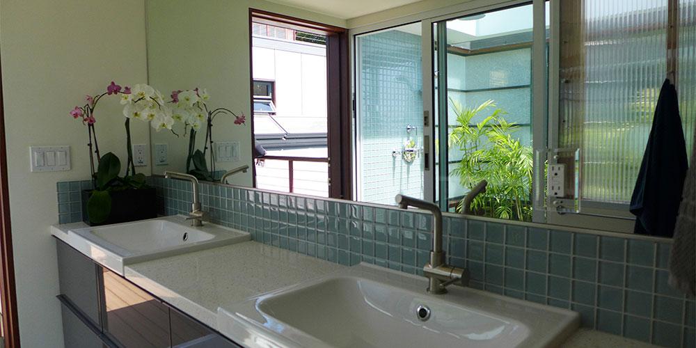 mesada baño