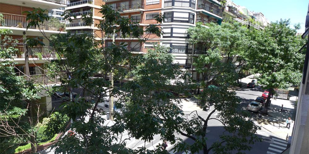 Calle-José-Hernandez-en-Belgrano