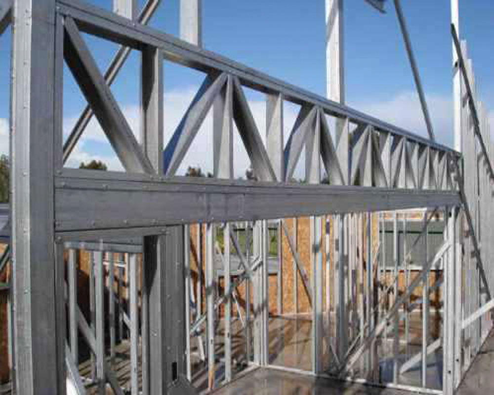 Steel-framing-construcción