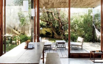 Casa de arquitectos al norte de Punta del Este, Uruguay