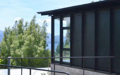 Casa en la Patagonia diseñada por el arquitecto Segundo Denegri