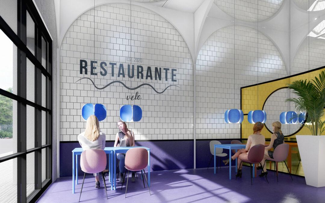 Restaurante VELO: un proyecto diseñado para el disfrute de la nueva gastronomía en épocas de pandemia
