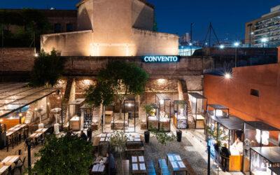 Como transformar un Convento en un Centro Comercial preservando el Patrimonio histórico